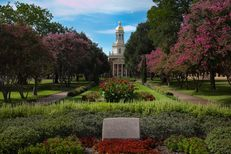 Baylor University in Waco, Texas.