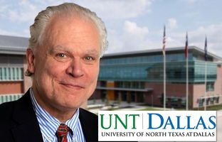 Bob Mong, former editor of The Dallas Morning News, was named the next president of the University of North Texas at Dallas on July 9.