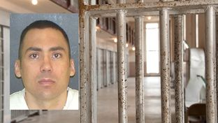 TDCJ Inmate Billy Joel Tracy, suspect in beating death of Correctional Officer Timothy Davison.