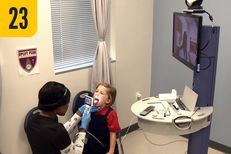 A new law will allow physicians to get paid for seeing children over a sophisticated form of video chat, as long as the patient is at school and enrolled in the state's Medicaid program.