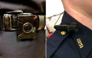 The Dallas Police Department has rolled out the first wave of 1,000 body cameras. The move comes after months of controversy about deaths involving police across the country.