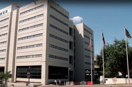 Travis County District Attorney's office in Austin, Texas.