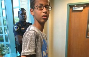 Where will Ahmed Mohamed go to school? Offers have been rolling in for the Irving 14-year-old suspended and handcuffedMondayafter officials mistook his homemade clock for a bomb.