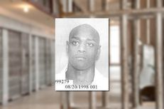 Julius Murphy was sentenced to death row in 1998.