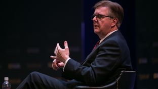Lt. Gov. Dan Patrick was interviewed by Tribune CEO and Editor-in-Chief Evan Smith on Oct. 16, 2015.