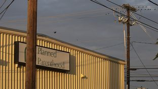 Planned Parenthood clinic in Austin, Texas.