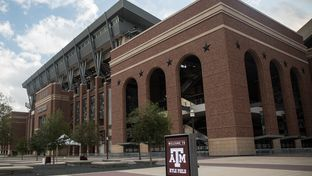 Texas A&M University, Kyle Field. College Station, TX. Photo by: Shelby Knowles