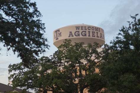 Texas A&M University, College Station, TX.