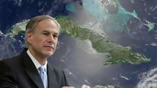 Gov. Greg Abbott is scheduled to go to Cuba next week.