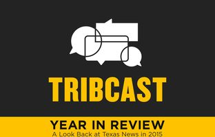 "It was a year of big headlines and even bigger laughs on The Texas Tribune's TribCast. Revisit some of the most raucous moments of 2015, from Jade Helm and ""Godless"" pre-K to ""campus dildo carry"" and Ted Cruz's condom talk."