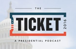 This week on The Ticket podcast: KUT's Ben Philpott and the Tribune's Jay Root talk with presumptive Libertarian Party presidential nominee Gary Johnson about the struggle third party candidates have breaking through the two-party political system.