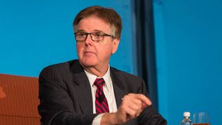 Lt. Gov. Dan Patrick discusses school choice and education public policy at the Texas Public Policy Foundation Policy Orientation event on Jan. 7, 2016.