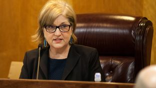 Texas Public Utility Commissioner, Donna Nelson on Jan. 11, 2016