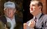 GOP Presidential contenders Donald Trump and Ted Cruz.
