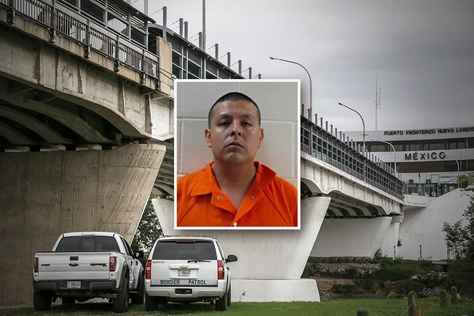 U.S. Border Patrol agent Joel Luna is charged along with his brothers in a brutal Cameron County murder case.