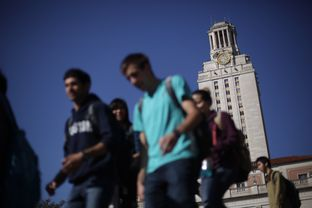 About 300 undocumented students currently attend the University of Texas.