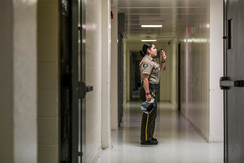 Texas Sheriffs Jails On Immigration Front Line The