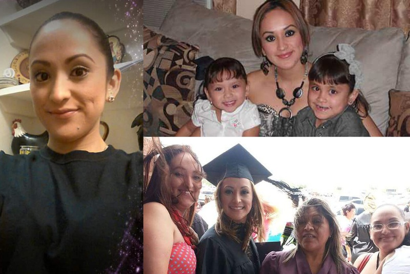 Angie Martinez, a 27-year-old mother of three, was killed in Laredo in 2015. Her estranged husband, an undocumented immigrant, is charged with her murder.