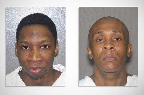Alton Rodgers (l) was found unresponsive inside his Clements Unit cell on Jan. 18 and died the following day. Cellmate Joe Greggs is accused of beating Rodgers to death. TDCJ has recommended a major be fired and 17 other correctional officers be disciplined for not checking on their cell.