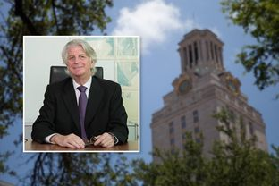 Fritz Steiner, the University of Texas at Austin's longtime architecture dean announced on Thursday he is leaving, saying the state's new campus carry law played a major role in pushing him out.