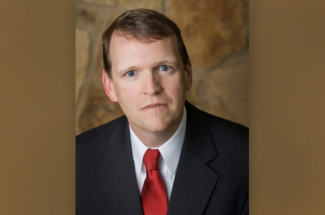 Ken Paxton's new first assistant attorney general, Jeff Mateer.