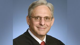 Merrick Garland, President Obama's Supreme Court nominee