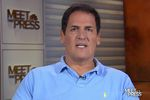"Billionaire Mark Cuban on NBC's ""Meet the Press"" on May 22, 2016."