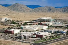 Sandia National Laboratory in New Mexico