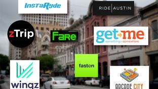 Since Uber and Lyft left Austin, the city has opened its doors to an influx of new companies including Arcade City, getme, RideAustin, InstaRyde, zTrip, Wingz, Fasten and Fare.