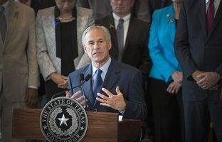 Texas Gov. Greg Abbott said Monday he wants to classify attacks on police as hate crimes. The idea has the backing of law enforcement groups, but it's raised some concerns among advocates for hate crimes legislation.