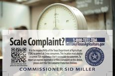 Retailers who measure consumer goods must register their scales with the state.