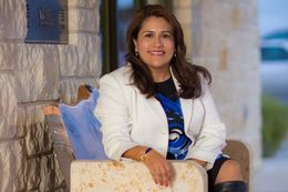 Araceli Martinez Ortiz is director of the LBJ Institute for STEM Education and Research at Texas State University.