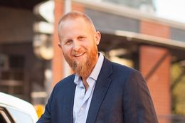 Brad Parscale, San Antonio-based digital director for Republican nominee for president Donald Trump.