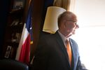 Rep. Ted Poe, R-Texas, in his office on Capitol Hill in Washington, D.C., September 14, 2016.