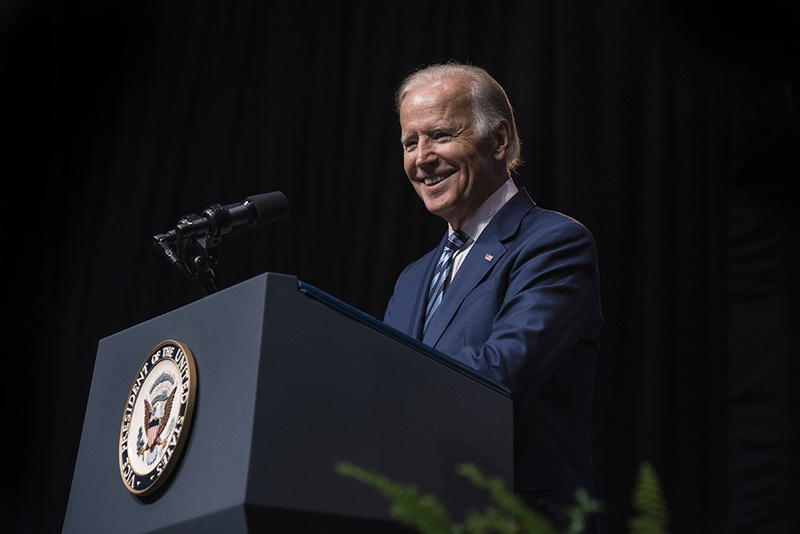 Joe Biden's passionate plea at SXSW: 'We need your help'