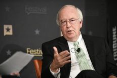 Ken Starr, former chancellor and president of Baylor University, was interviewed by Texas Tribune CEO Evan Smith at The Texas Tribune Festival on Sept. 24, 2016.
