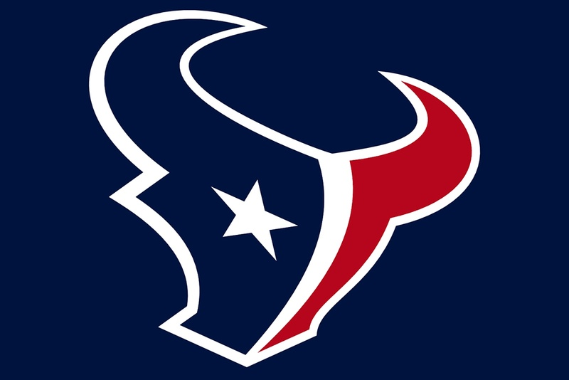 The logo of the National Football League's Houston Texans, owned by Robert McNair.