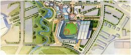 The Texas Rangers in November 2016 are asking Arlington voters to approve a $500 million public contribution to the the team's plans for a new ballpark, which would replace the one that opened in 1994.