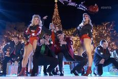 "Former Gov. Rick Perry returned to ""Dancing with the Stars"" on Tuesday for an appearance on its season finale. Perry was eliminated from the ABC show in September."