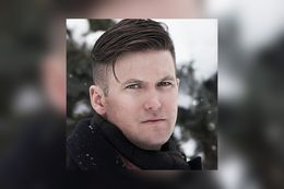 "38-year-old white nationalist Richard Spencer is the head the National Policy Institute, an organization that promotes an ""ethnostate"" for white people."