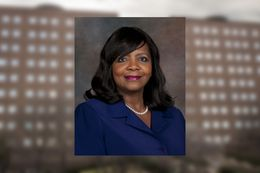 Faith Johnson, newly named district attorney for Dallas County.