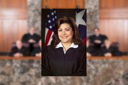 Texas Court of Criminal Appeals Judge Elsa Alcala.