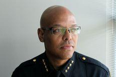 Fort Worth Police Chief Joel Fitzgerald.