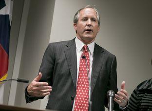 Texas Attorney General Ken Paxton.