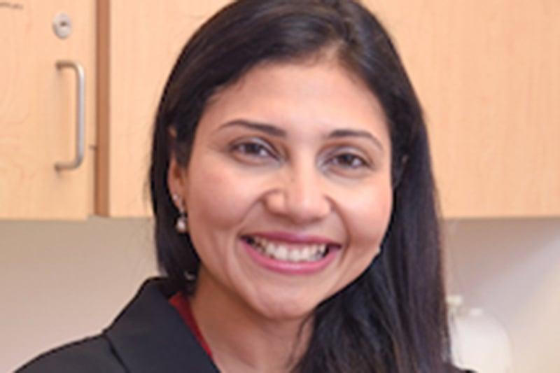 Dr. Rinarani Sanghavi is an associate professor of pediatrics at UT Southwestern Medical Center.