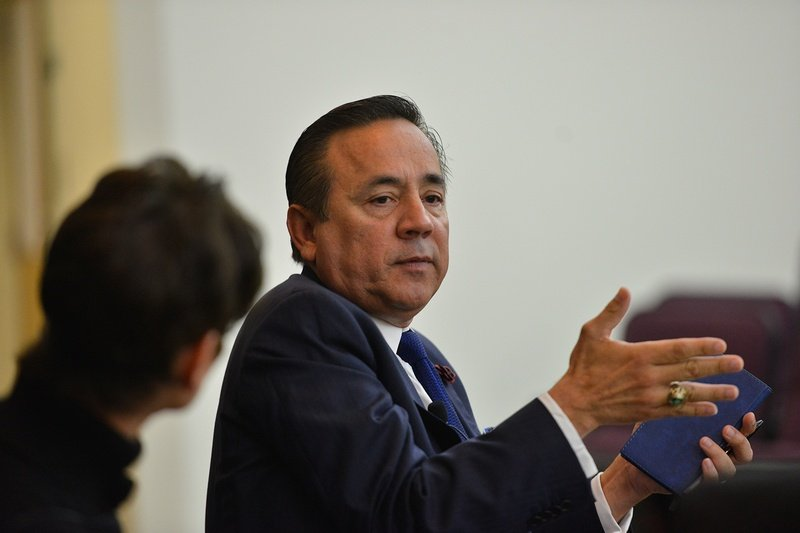 State Sen. Carlos Uresti Of San Antonio Indicted On Fraud Charges