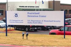 The Prairieland Detention Center in Alvarado, about 30 miles south of Fort Worth.