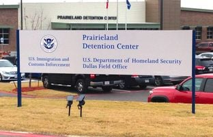 A 26-year-old Salvadoran woman, who has a brain tumor, is being held in a North Texas immigration detention center. Her attorneys are trying to get her out and get her the proper medical care.