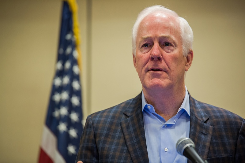 Historically Black University Cancels Sen. John Cornyn's Speech After Outcry
