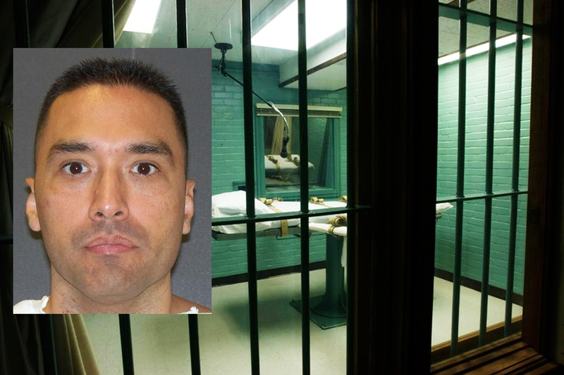 Death row inmate Rolando Ruiz was executed on March 7, 2017. He was convicted of murdering Theresa Rodriguez, 29, of San Antonio. He was hired by her husband, Michael Rodriguez, and his brother, Mark.